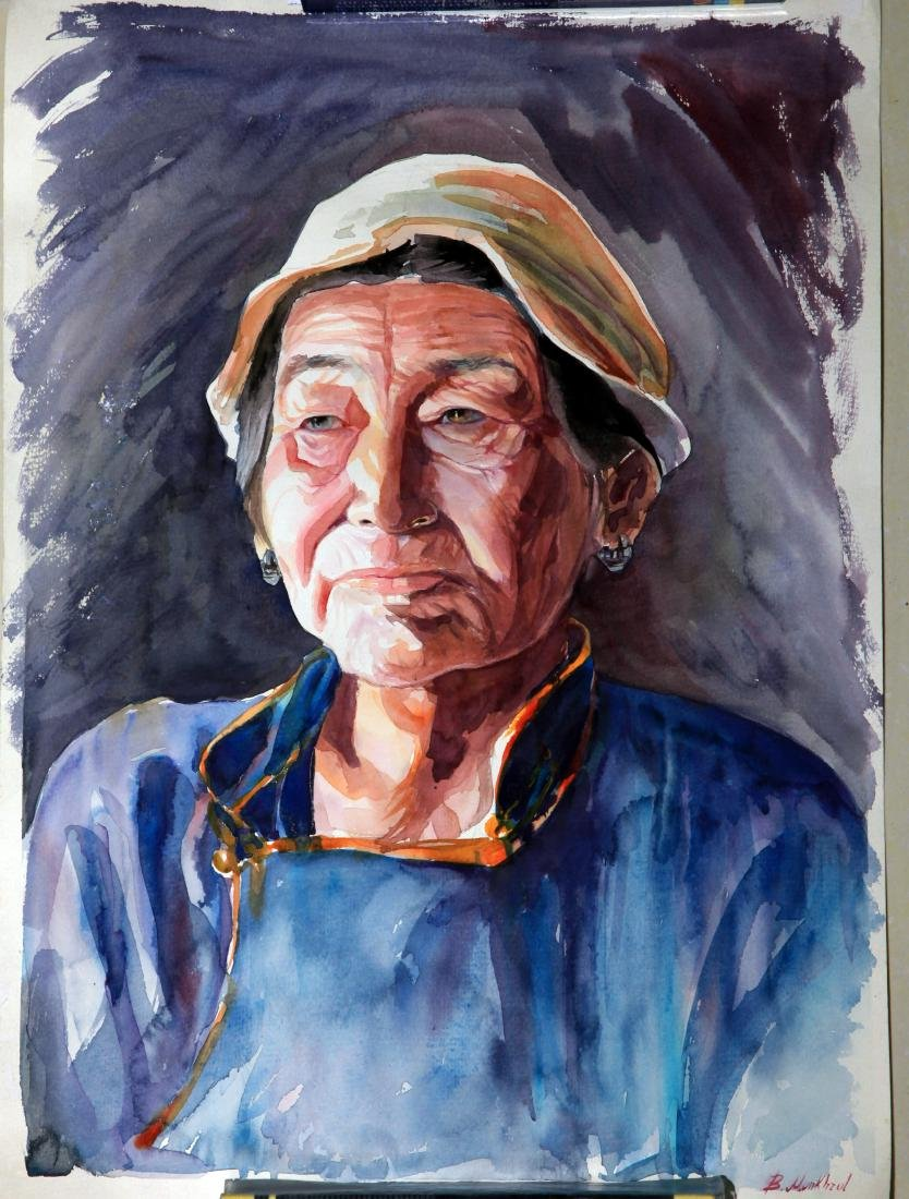 Zulaa - Grandmother