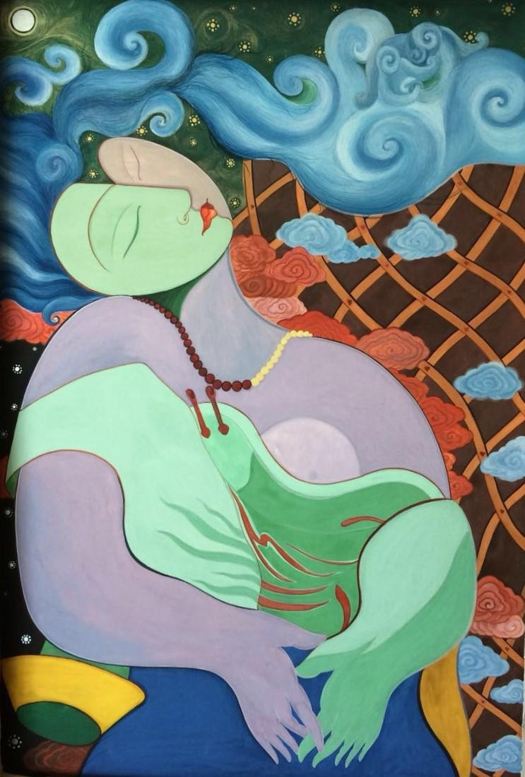 Munkh-Ider - Dream of Happiness