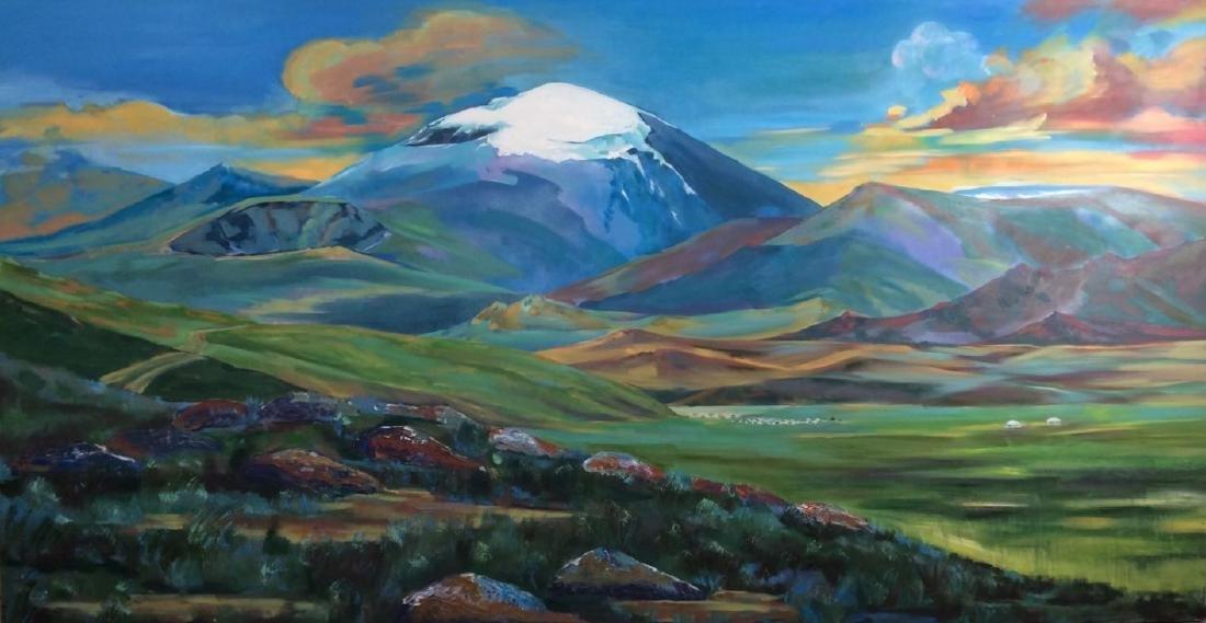 Dalai - Khentii Mountain