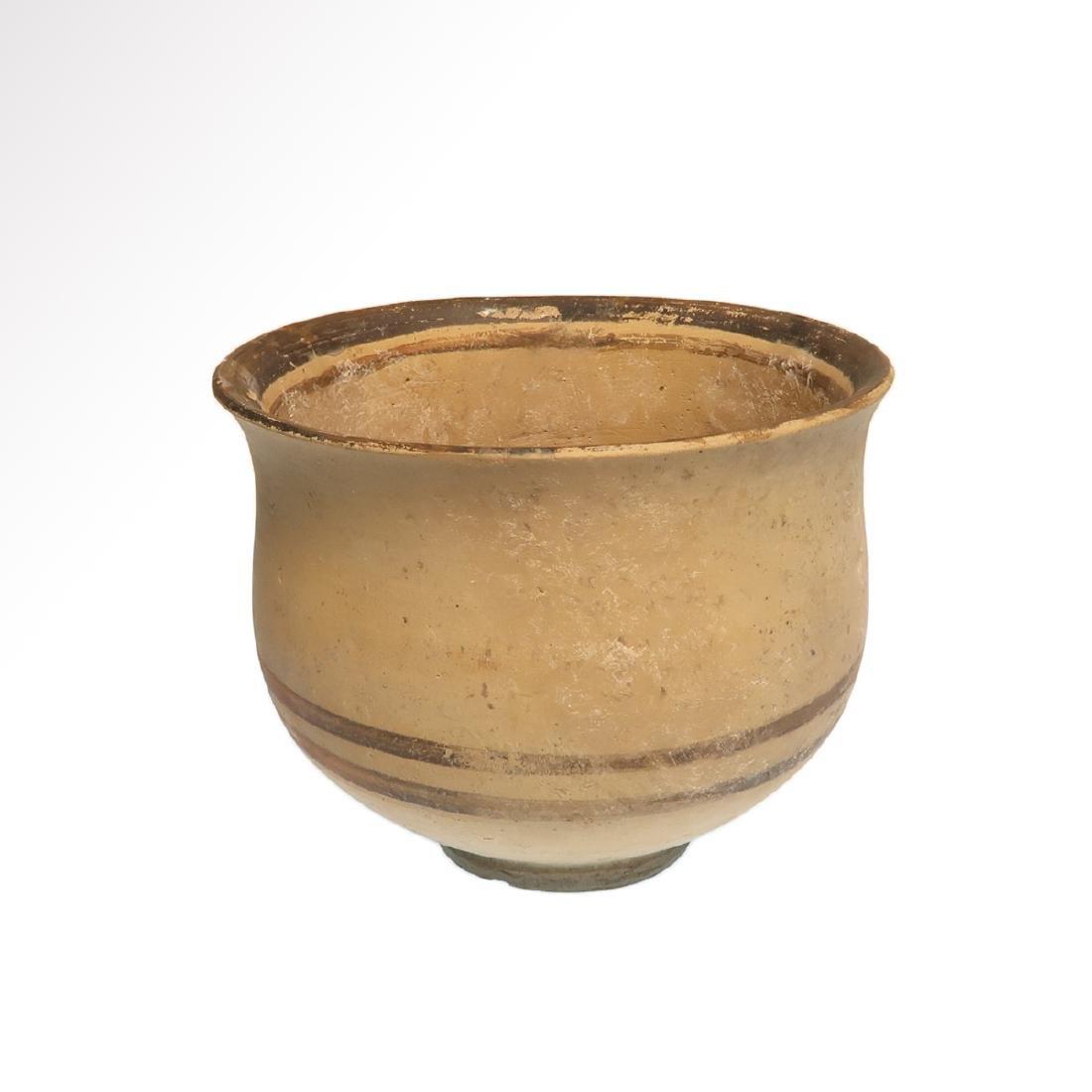 Greek Daunian Cup, c. 4th century B.C. - 3