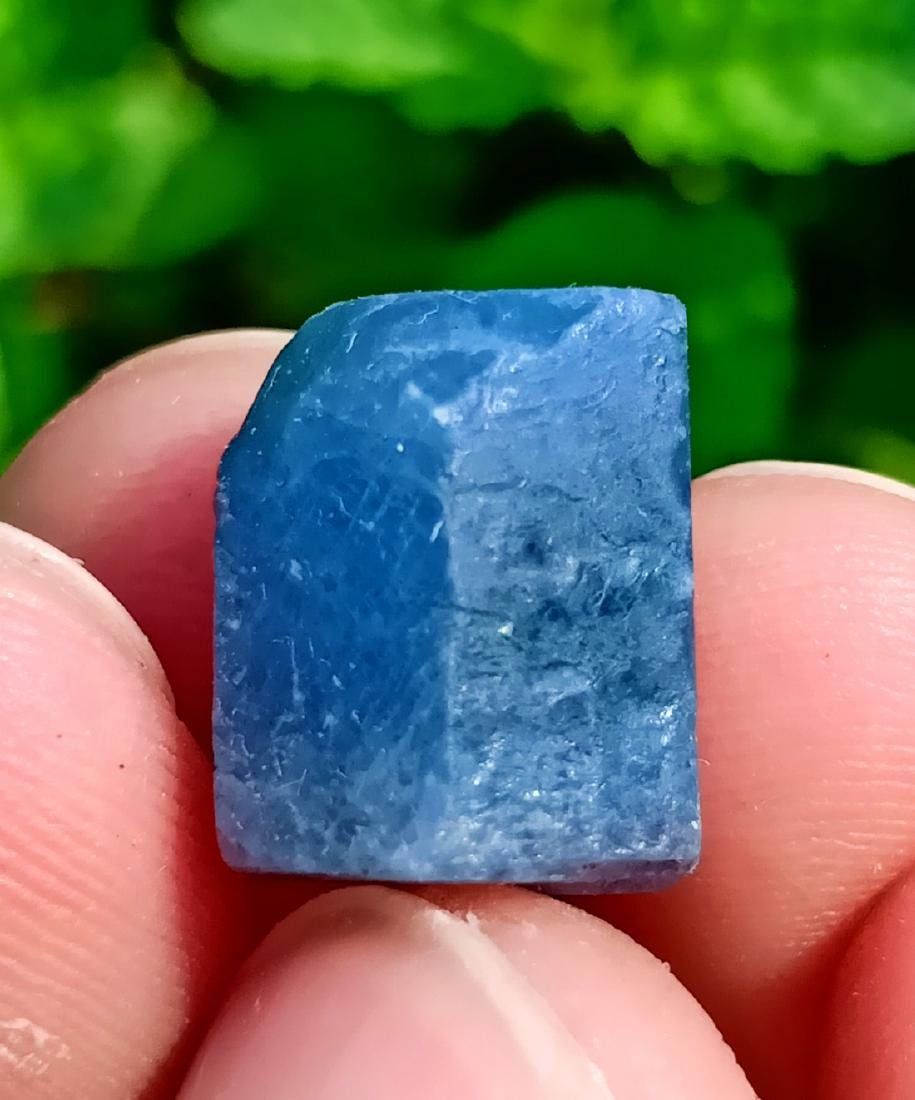 25 Carat A Rare Double Terminated Hexagonal Shape - 3