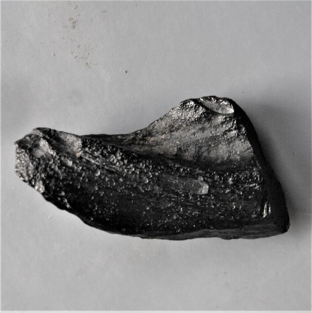 THAILANDITE TEKTITE FROM METEORITE IMPACT - 2