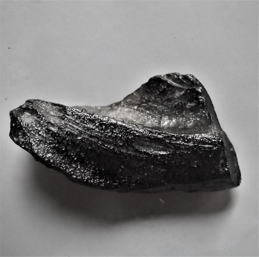 THAILANDITE TEKTITE FROM METEORITE IMPACT - 5