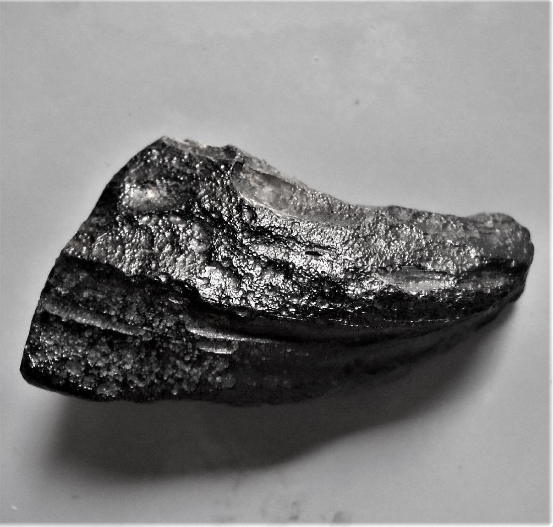 THAILANDITE TEKTITE FROM METEORITE IMPACT - 6