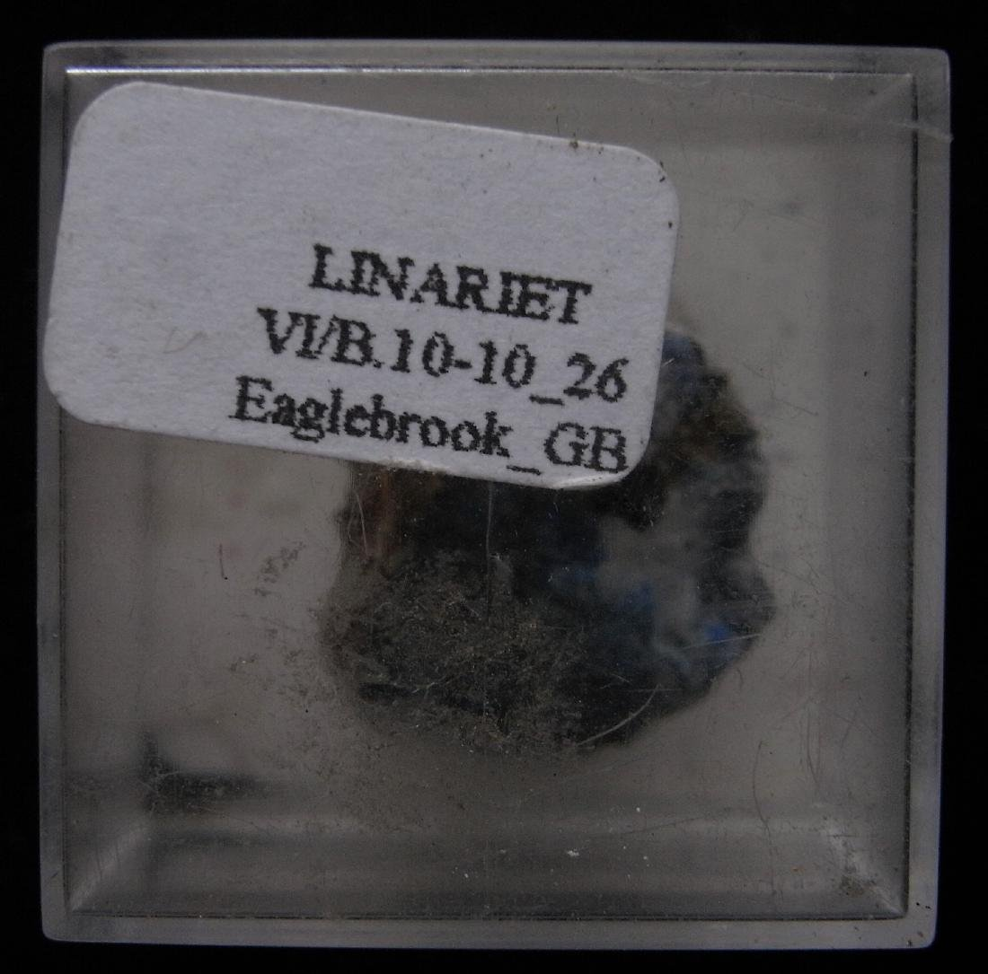 VIVID BLUE LINARITE - IN DISPLAY BOX - 5