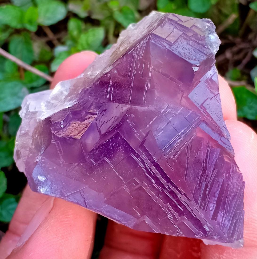 107 Gram Color Change Fluorite Specimen - 2