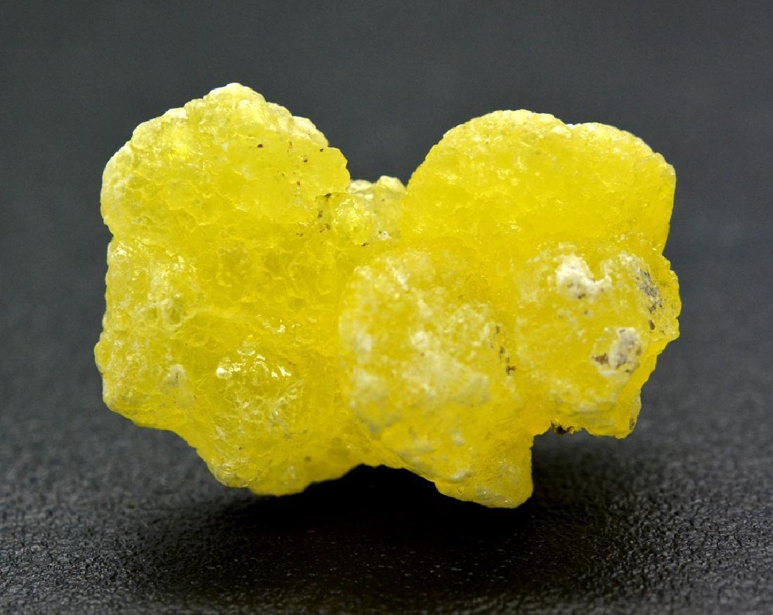 8 Gram Yellow Brucite Specimen - 2