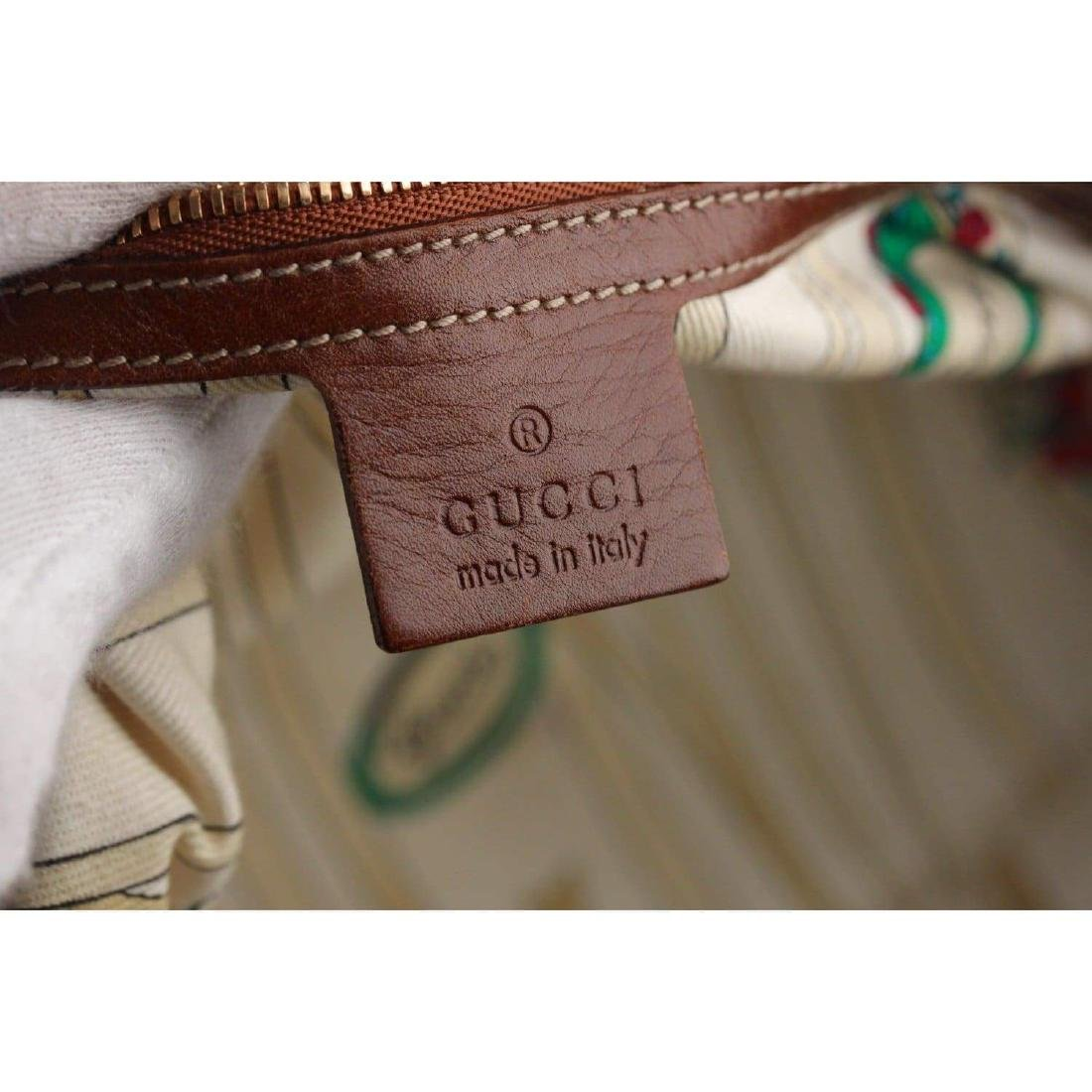 Gucci Wave Boston Bag Satchel - 10