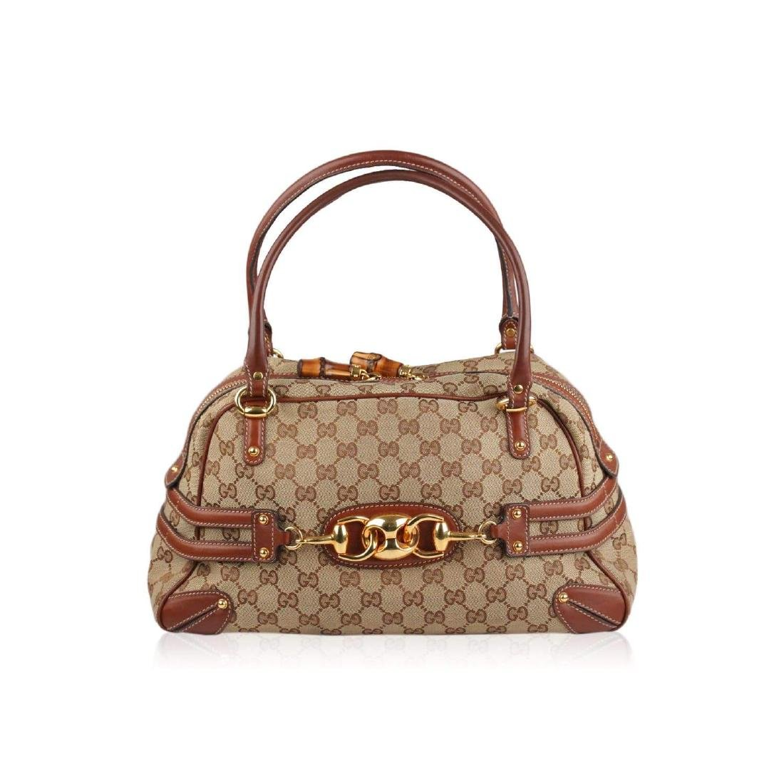 Gucci Wave Boston Bag Satchel