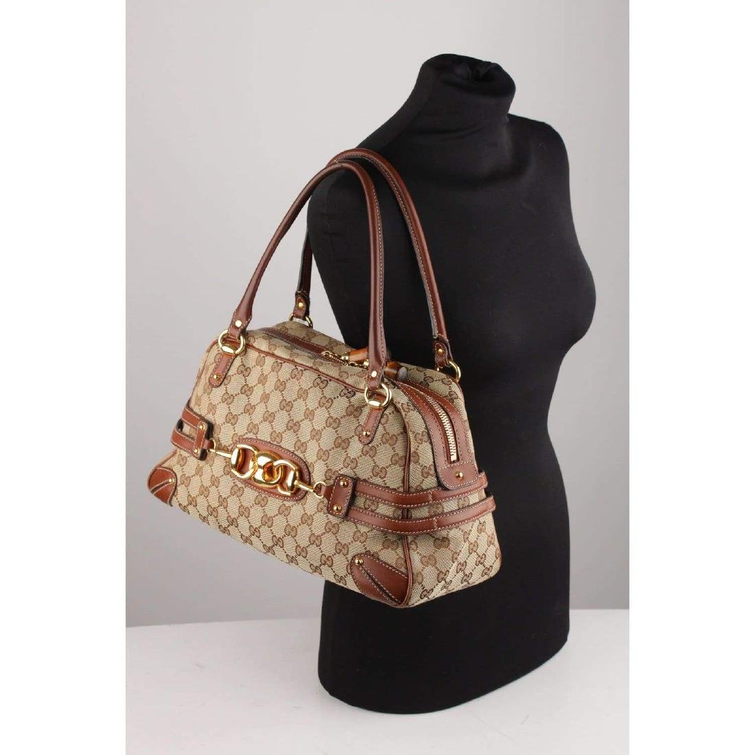 Gucci Wave Boston Bag Satchel - 2