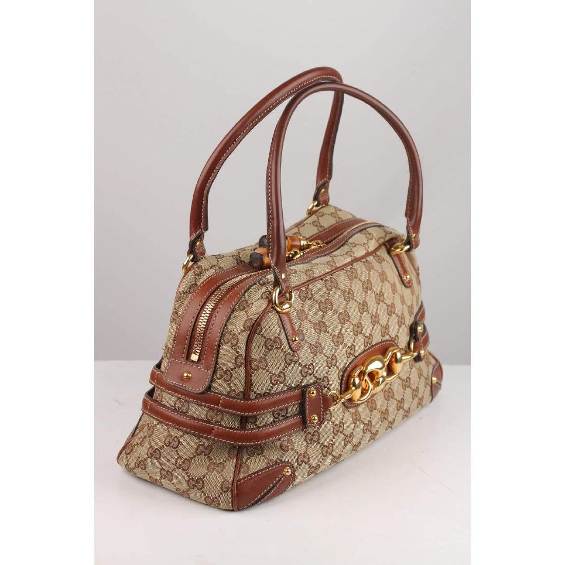 Gucci Wave Boston Bag Satchel - 3