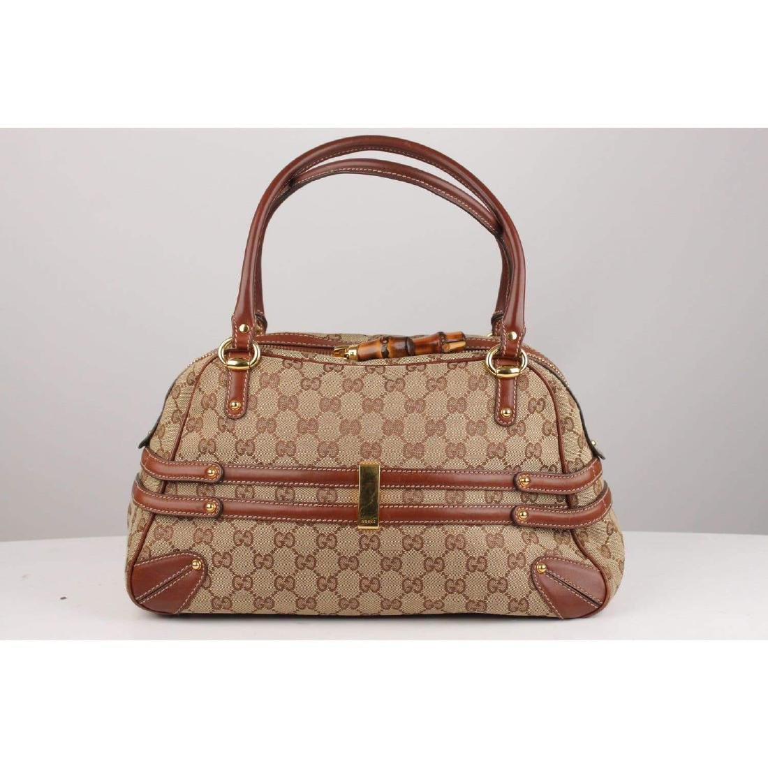 Gucci Wave Boston Bag Satchel - 5