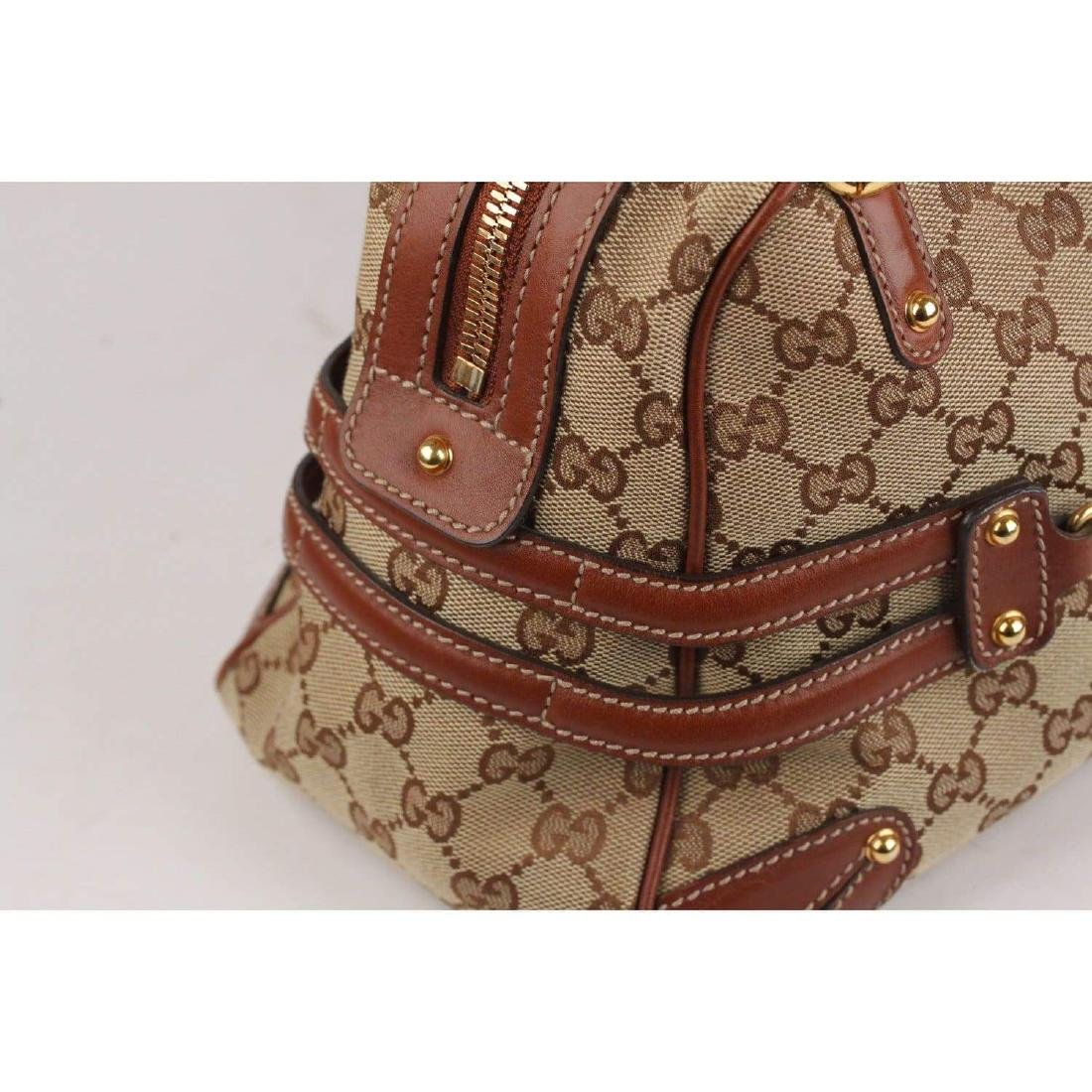 Gucci Wave Boston Bag Satchel - 6