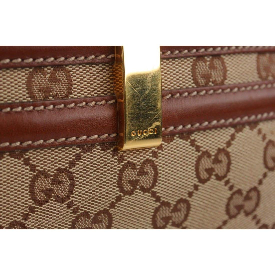 Gucci Wave Boston Bag Satchel - 7