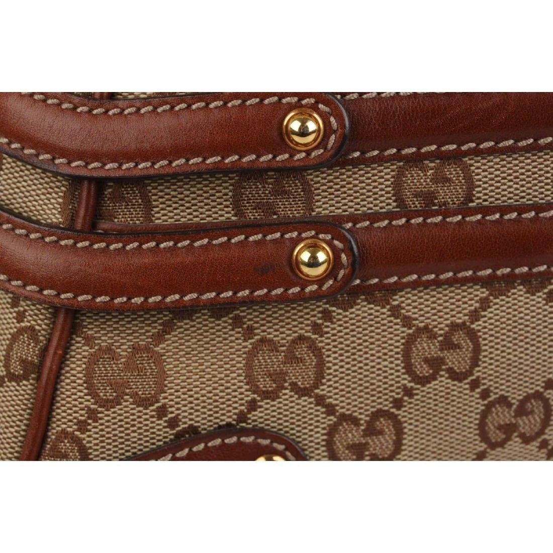 Gucci Wave Boston Bag Satchel - 8