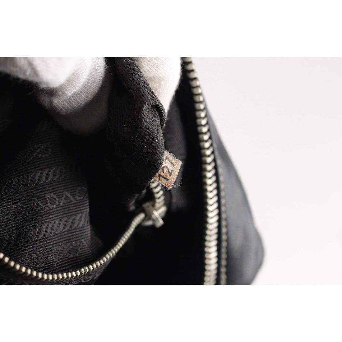 Prada Shoulder Bag with Tassels - 7
