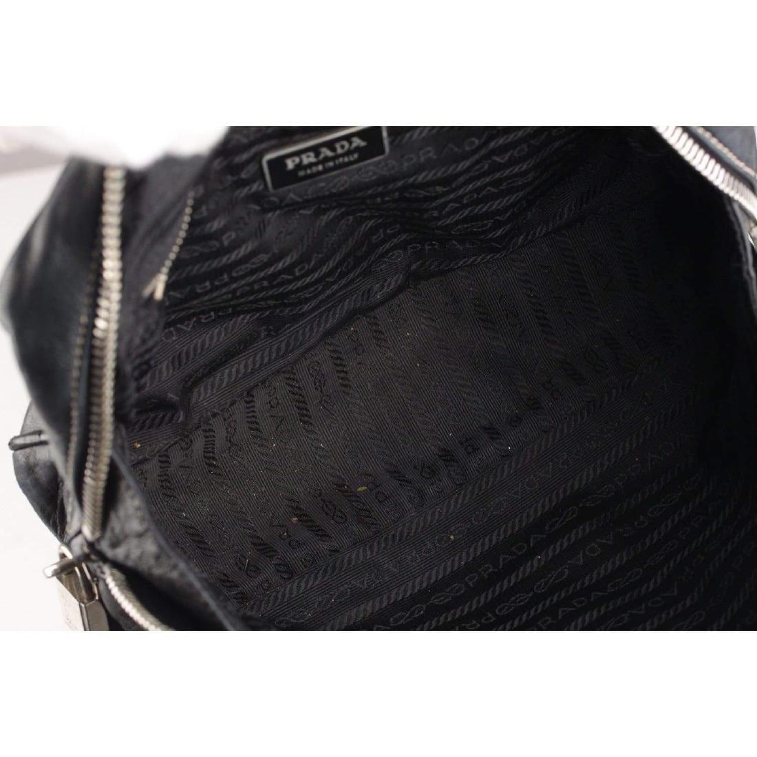 Prada Shoulder Bag with Tassels - 8