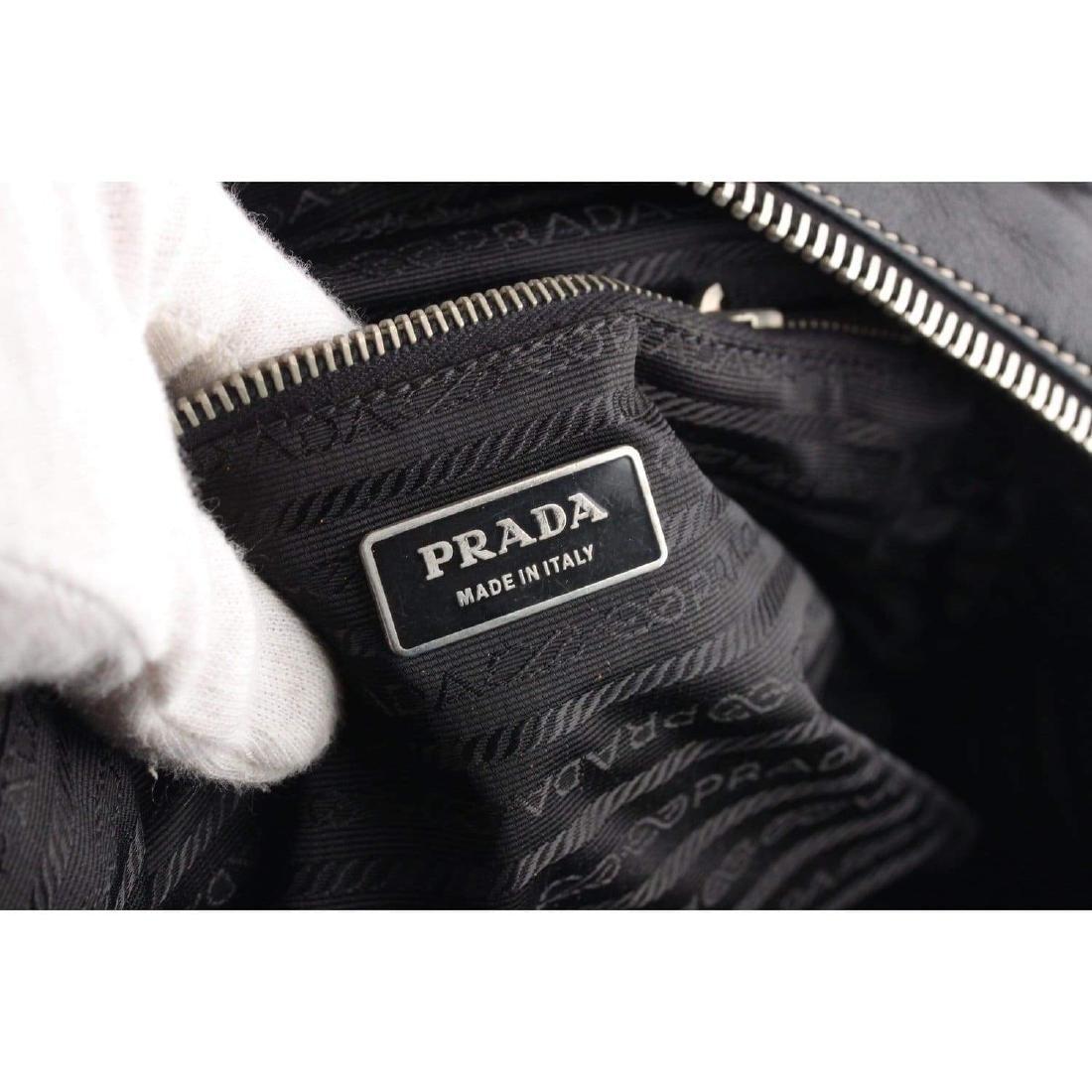 Prada Shoulder Bag with Tassels - 9