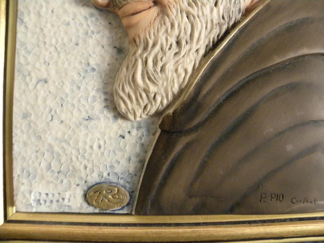 Artistic Ceramics - CRI. SAL. - Hand-painted ceramic - 3