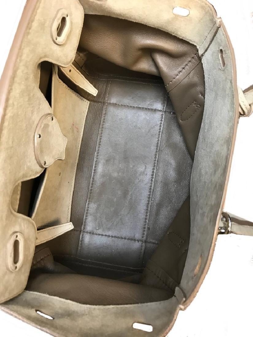 Ralph Lauren Suede Ricky 27 Bag - 4