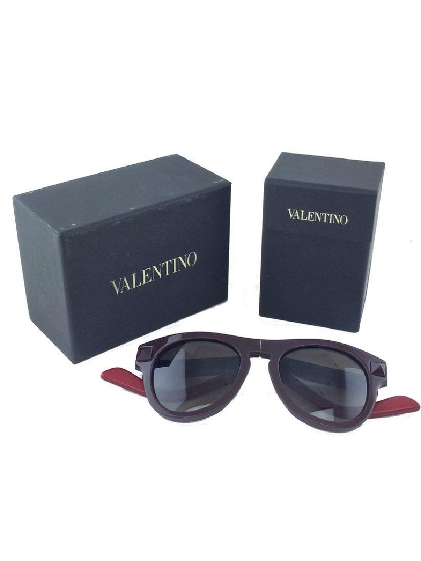 Valentino Rockstud Folding V704S Sunglasses - 6