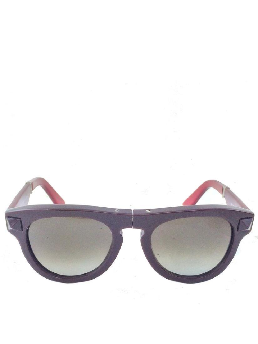 Valentino Rockstud Folding V704S Sunglasses - 7