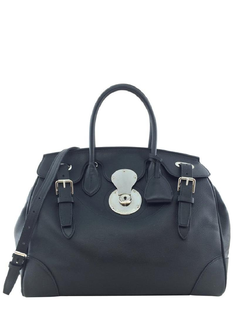 Ralph Lauren Nappa Soft Ricky 33 Bag