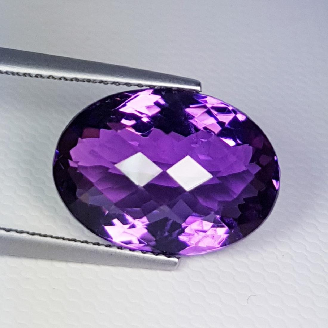 11.27 ct Collective Gem Natural Amethyst