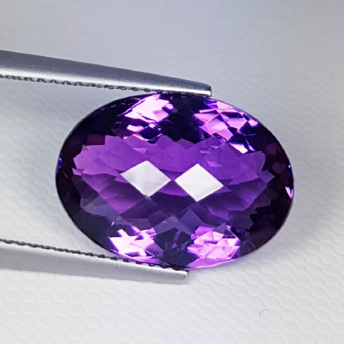 11.27 ct Collective Gem Natural Amethyst - 3