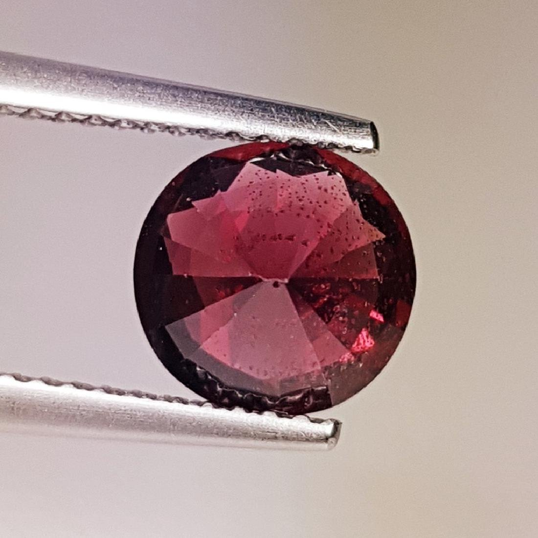 2.07 ct Marvelous Natural Rhodolite Garnet - 3