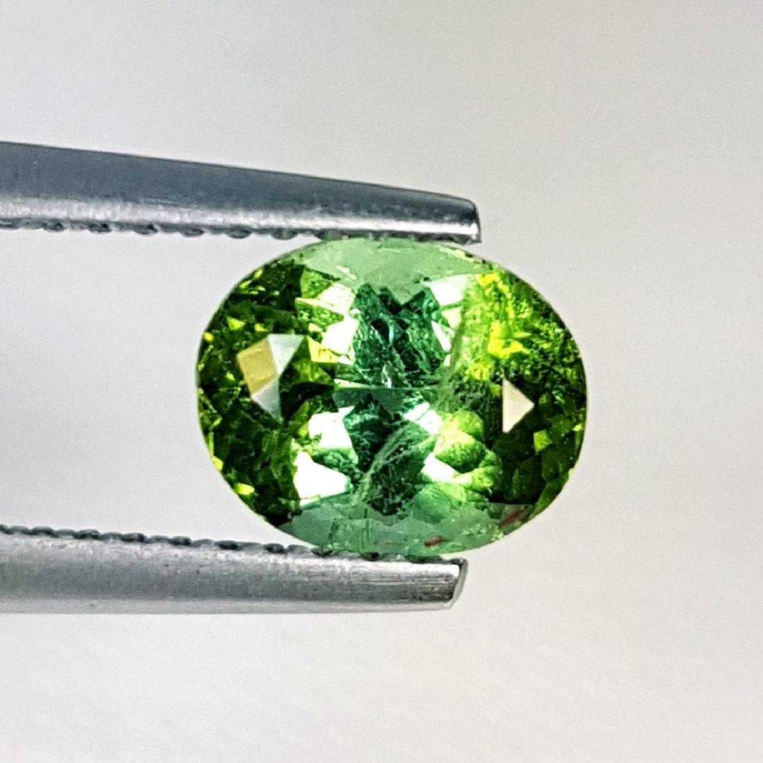 1.33 ct Awesome Quality Natural Green Apatite
