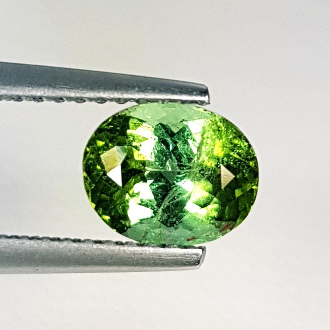 1.33 ct Awesome Quality Natural Green Apatite - 4