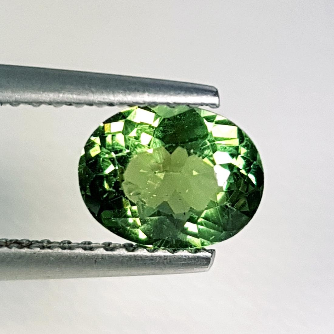 1.12 ct Awesome Quality Natural Green Apatite