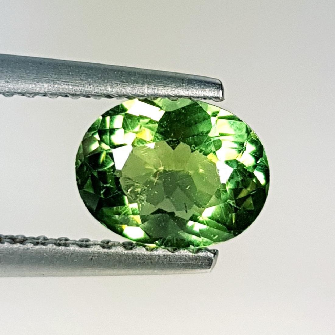1.12 ct Awesome Quality Natural Green Apatite - 2