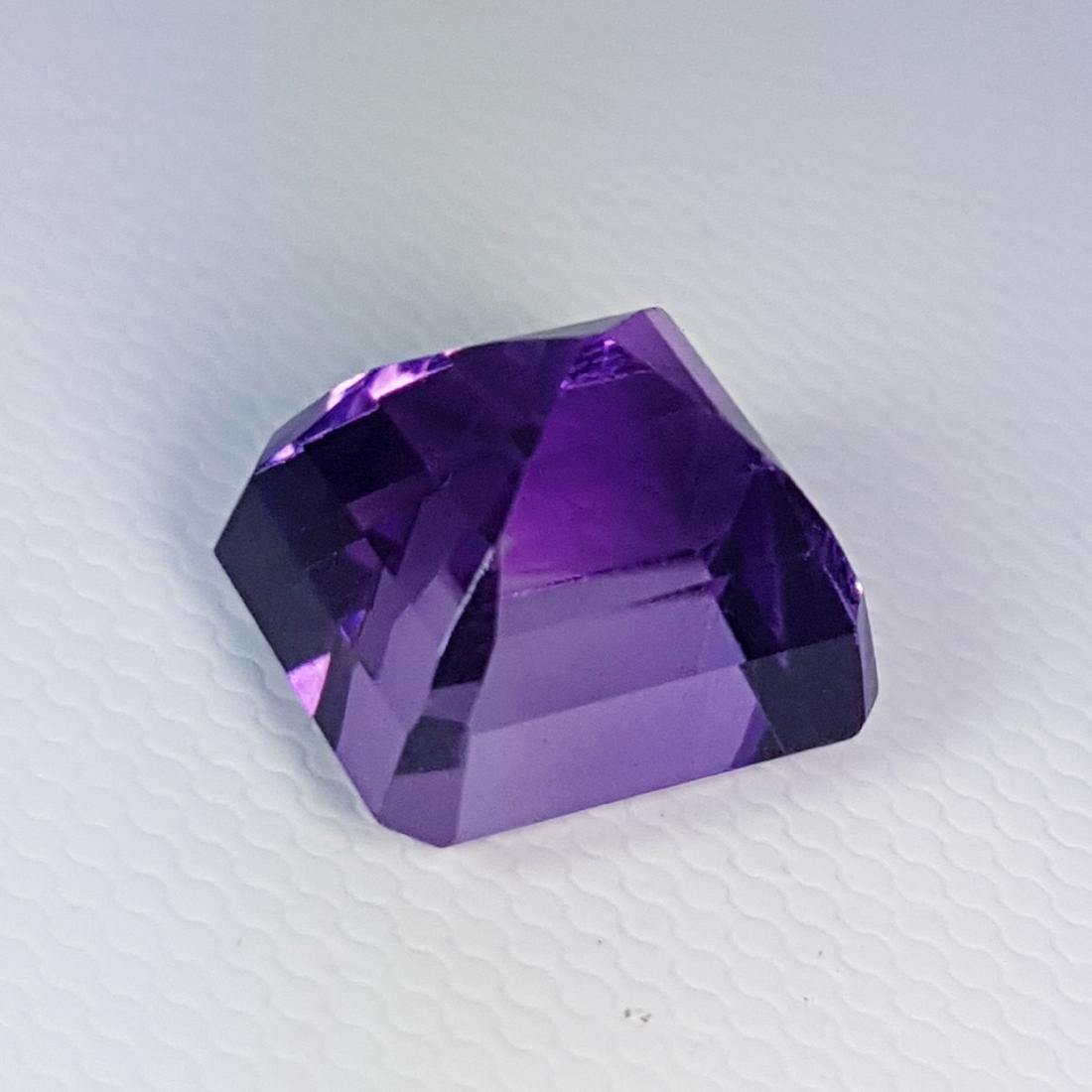 8.31 ct Collective Gem Natural Amethyst - 4