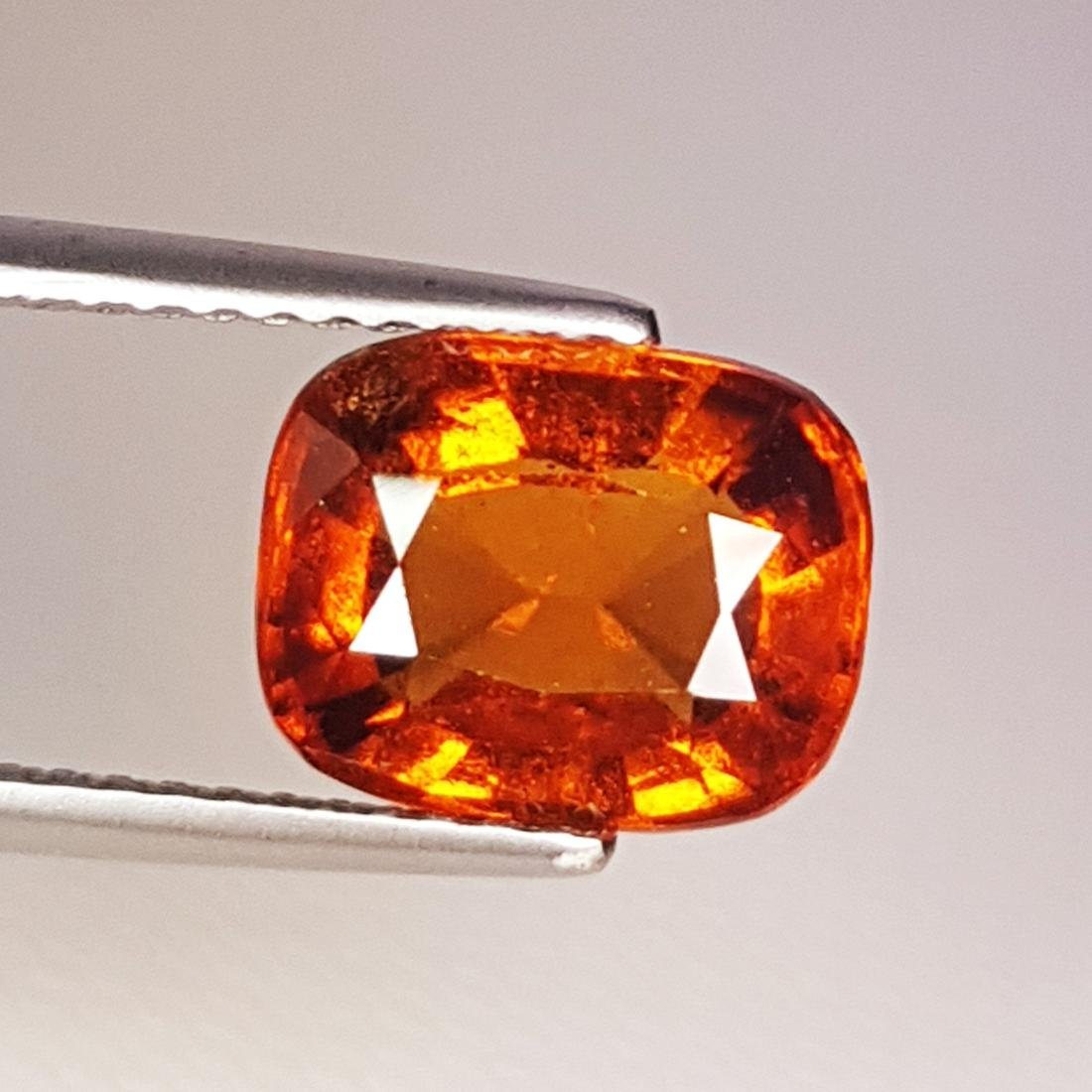 2.87 ct AAA Gem Natural Hessonite Garnet - 2