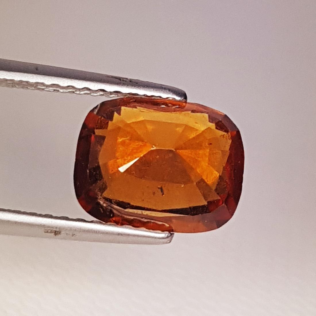 2.87 ct AAA Gem Natural Hessonite Garnet - 3