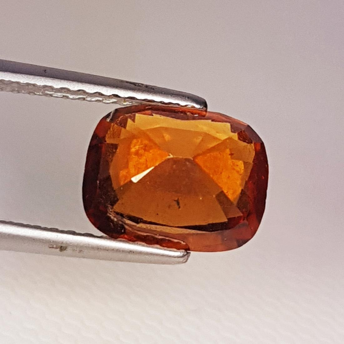 2.87 ct AAA Gem Natural Hessonite Garnet - 4