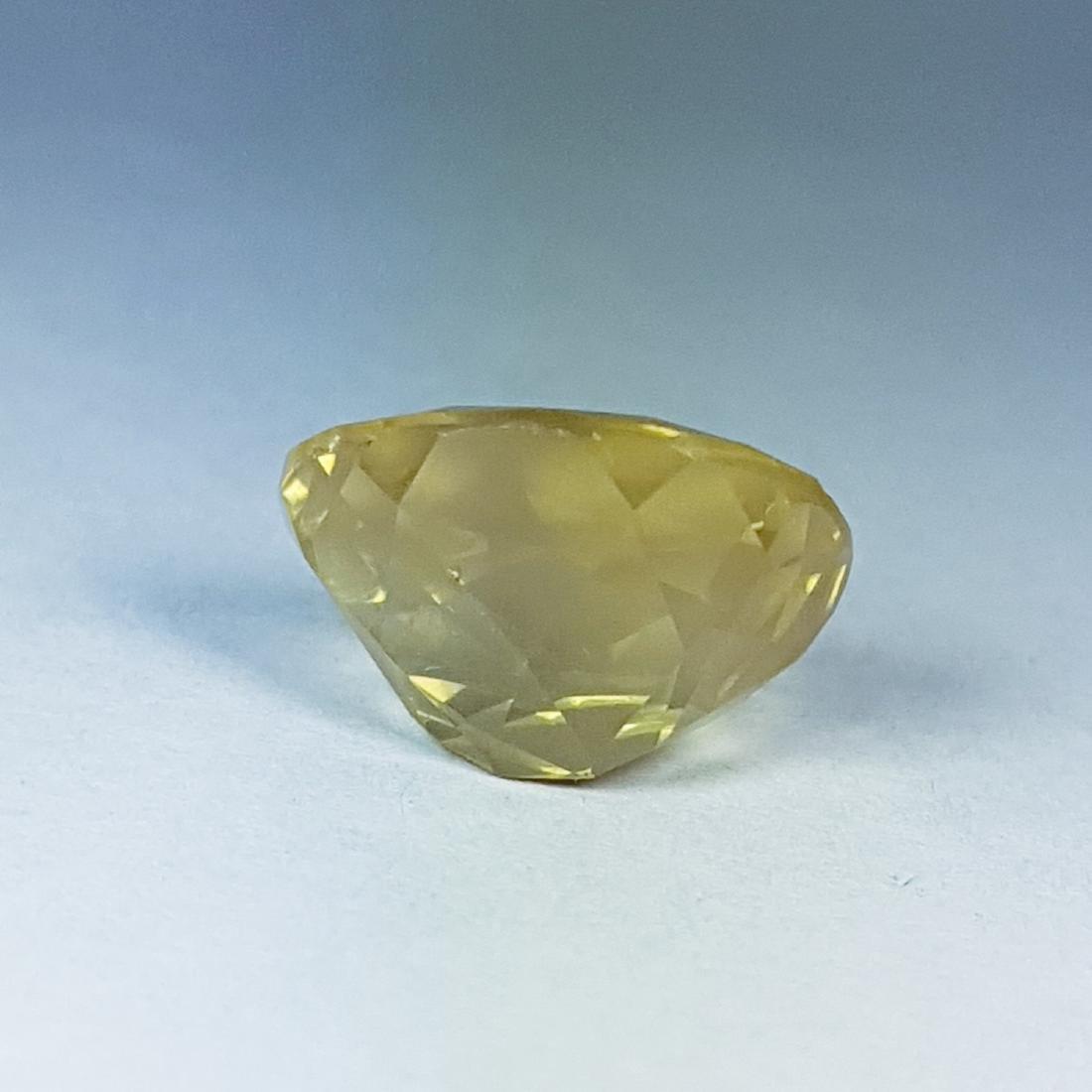 8.00 ct Natural Andesine/Sun Stone - 3