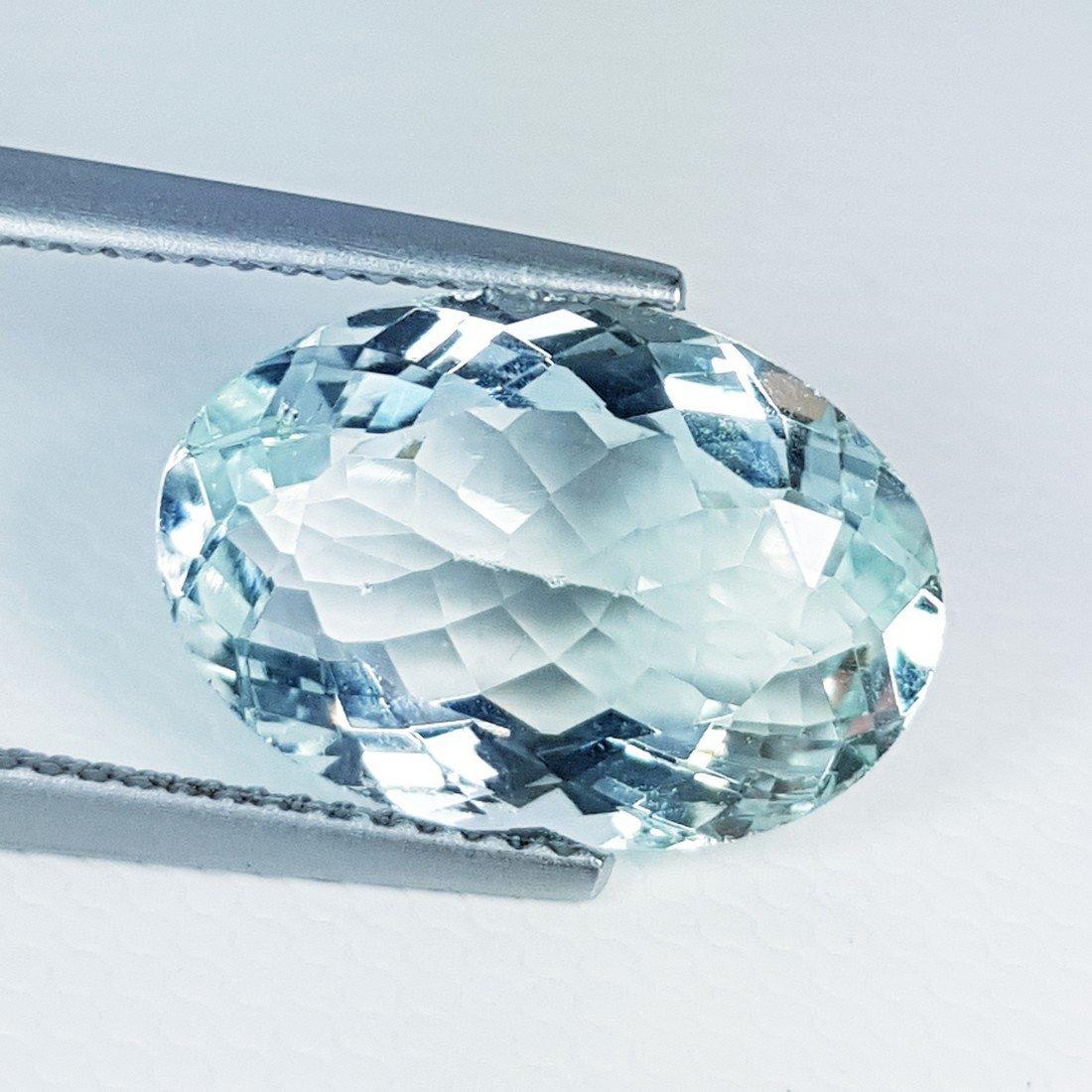 5.68 ct Natural Aquamarine