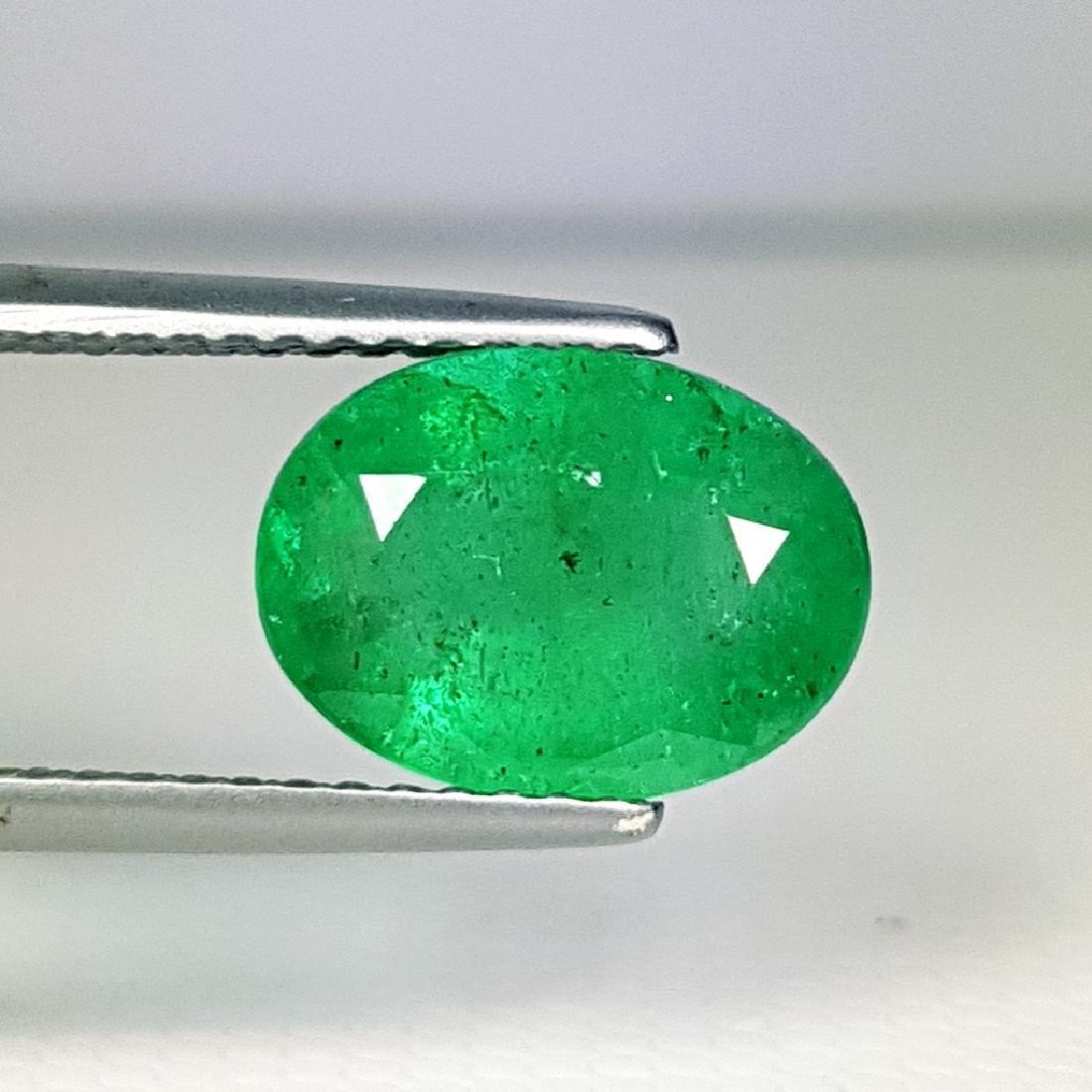 2.53 ct Top Grade Natural Emerald