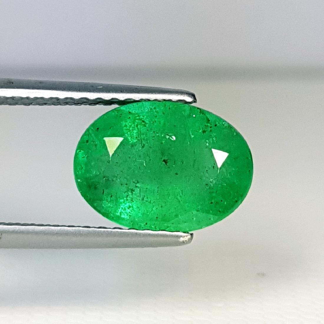2.53 ct Top Grade Natural Emerald - 2