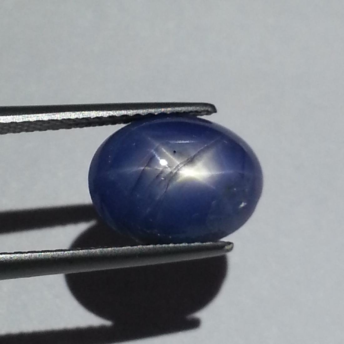 4.94 ct Natural Star Sapphire - 2