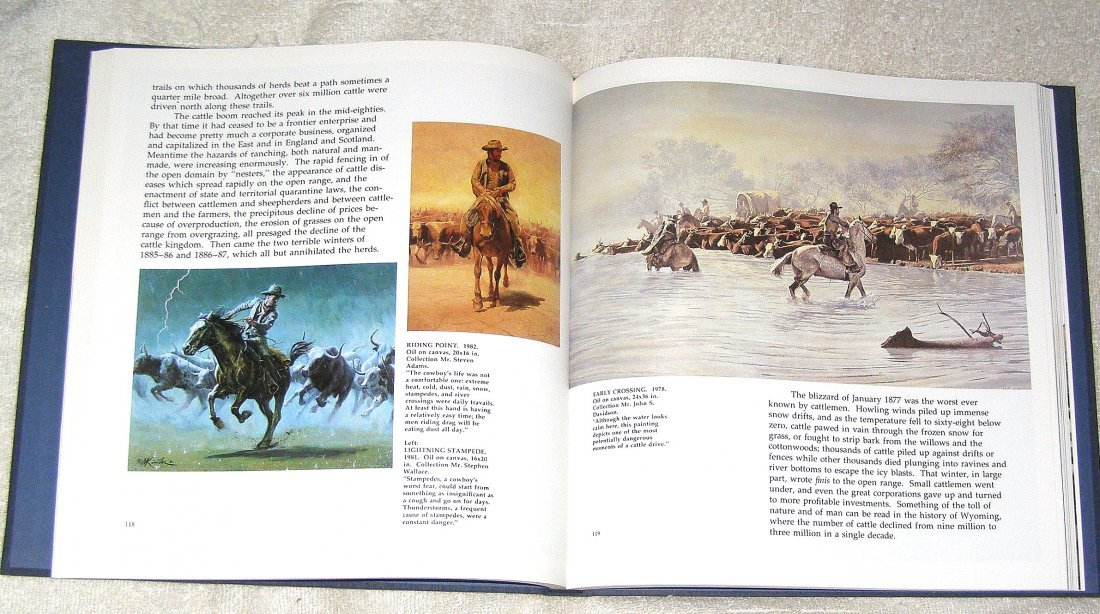 THE AMERICAN SPIRIT : THE PAINTINGS OF MORT KUNSTLER - 3