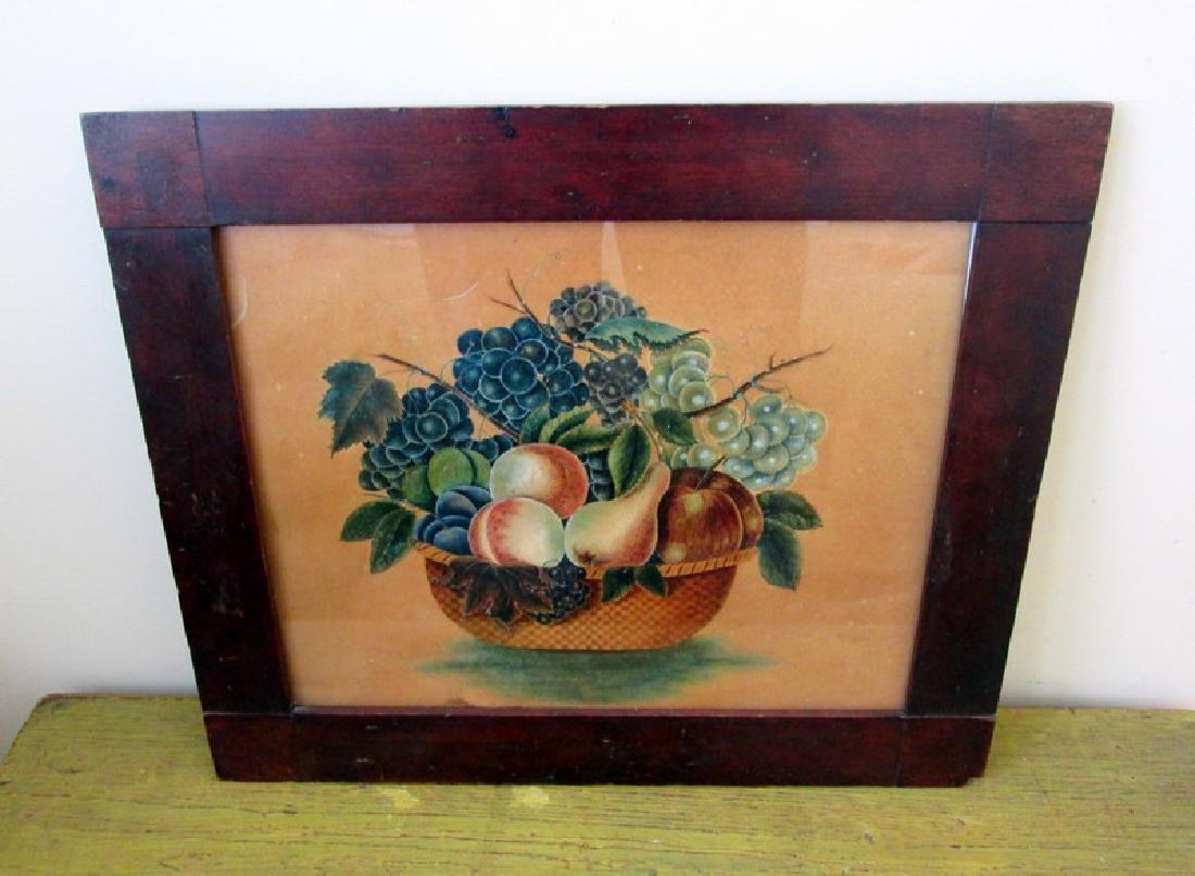 Early Fruit Basket Theorem