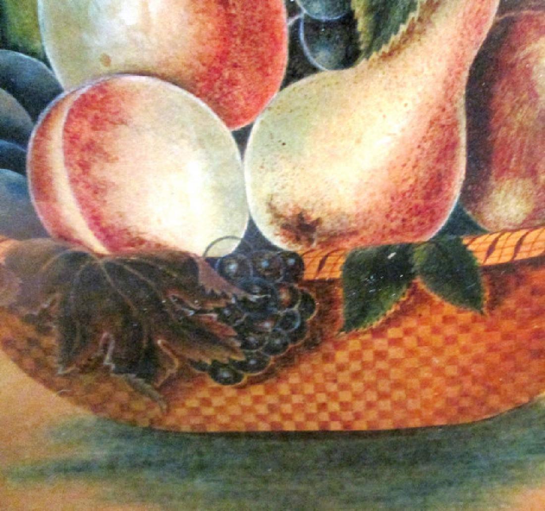 Early Fruit Basket Theorem - 4