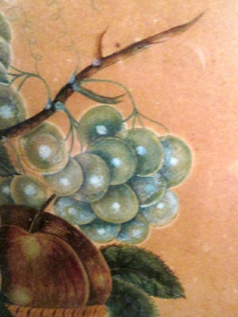 Early Fruit Basket Theorem - 5