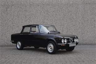Alfa Romeo Giulia Nuova 1300