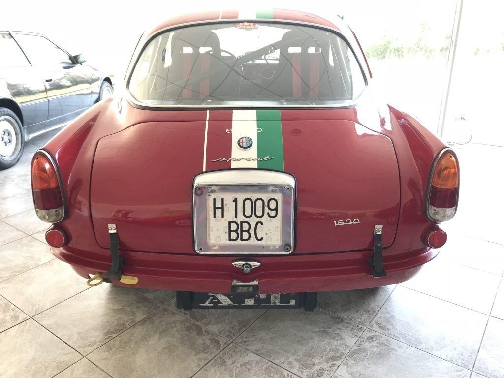 Alfa Romeo Giulia Sprint - 3