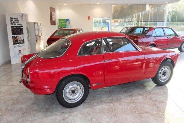 Alfa Romeo Giulia Sprint - 6